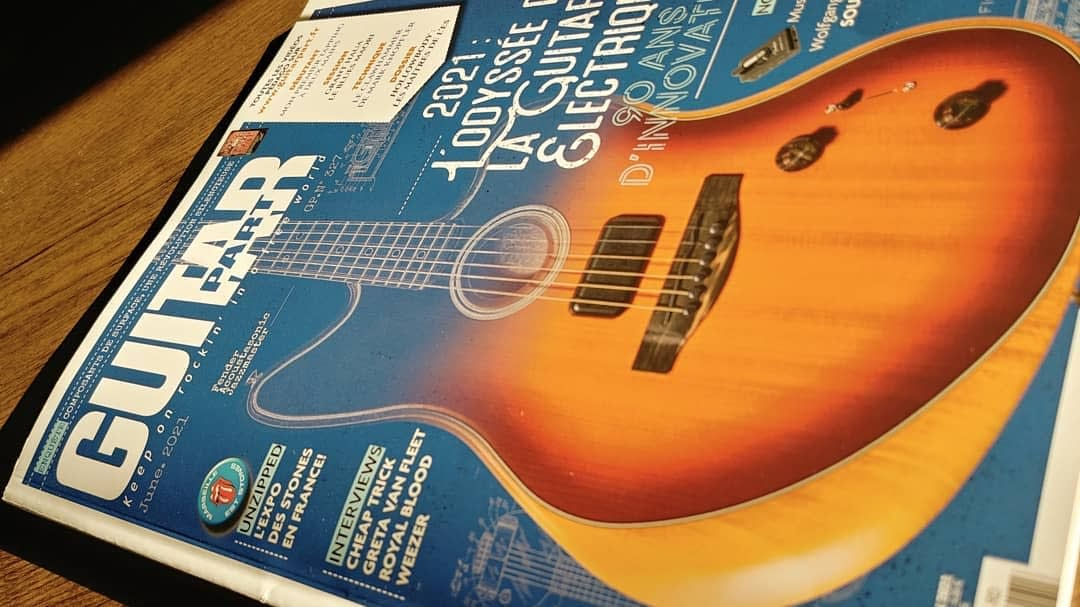 High On Wheels Fuzzmovies Guitar Part