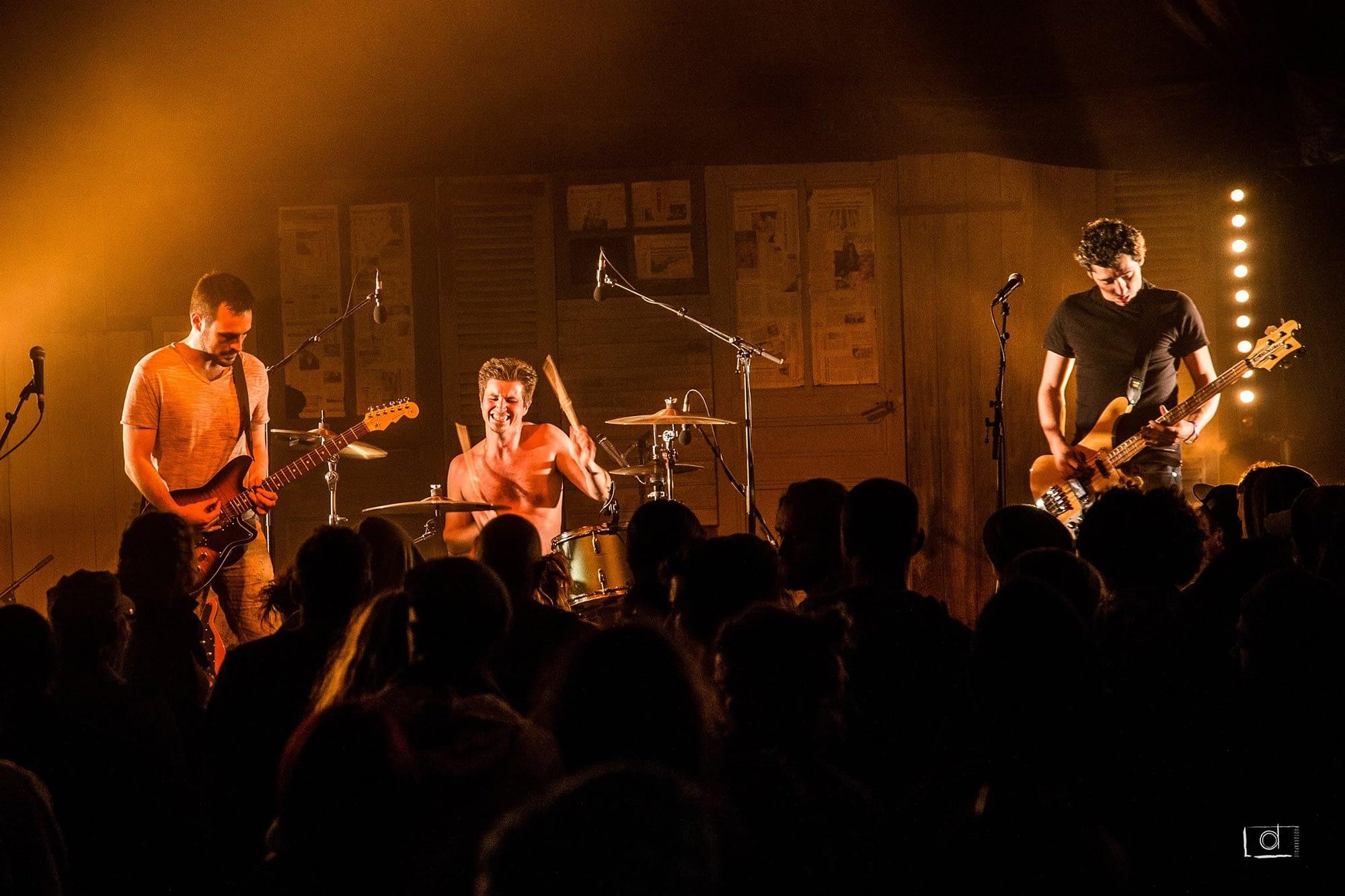 High On Wheels Band Live Photos Concert